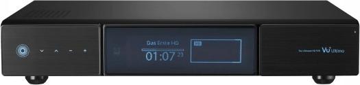 Vu+ Ultimo Linux Kabel Multi Tuner PVR ready