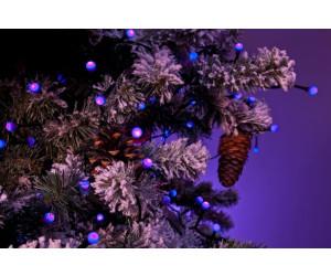 Konstsmide led lichterkette 80er 5m lila 3691 457 ab 22 19 preisvergleich bei - Lichterkette lila ...
