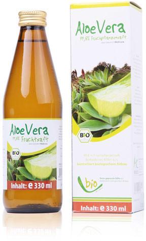 Medicura Bio Aloe Vera Saft (330 ml)