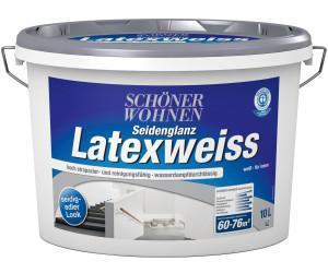 Schoner Wohnen Latexweiss 10 Liter Ab 57 95 Preisvergleich Bei Idealo At