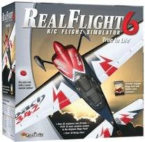 RealFlight 6 Flugzeug (Mode 2) (PC)