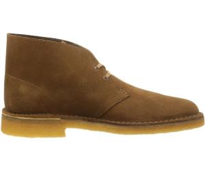 clarks desert boots homme daim cola au meilleur prix sur. Black Bedroom Furniture Sets. Home Design Ideas