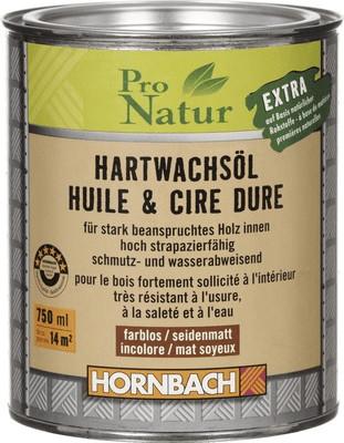 Hornbach Pro Natur Extra Hartwachsöl 750ml