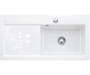 Villeroy & Boch Subway 60 XL la rose Dekor ab 389,00 ...