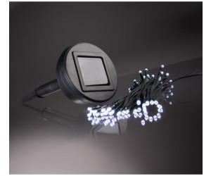 Hellum LED-Solar-Lichterkette 100er weiß (540819)