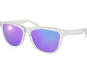 7f2025ad18 Oakley Frogskins OO9013-24-305 (polished clear violet iridium). Oakley  Frogskins OO9013