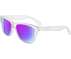 9442fc465a Buy Oakley Frogskins OO9013-24-305 (polished clear violet iridium ...