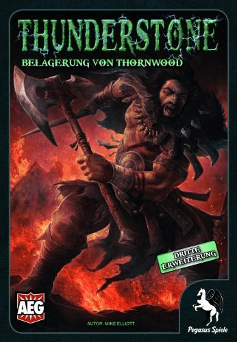Pegasus Thunderstone: Belagerung von Thornwood