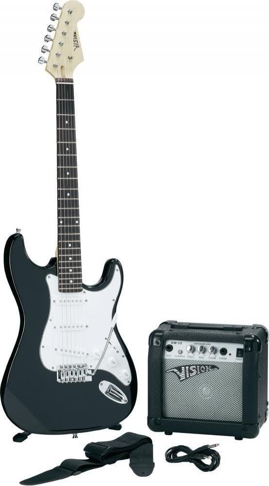 MSA E-Gitarren-Set