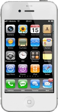 Image of Apple iPhone 4