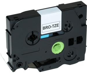 TZE231 vhbw© 3x SCHRIFTBAND KASSETTE 12mm für BROTHER TZ-231 P-Touch 1010