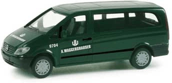 Herpa Mercedes-Benz Vito Bus