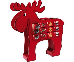 Weihnachtskalender Elch.Legler Adventskalender Elch Ab 19 99 Preisvergleich Bei Idealo De