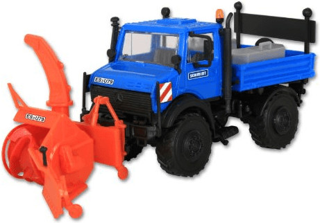 Kibri Unimog Wohnmobil Unicat
