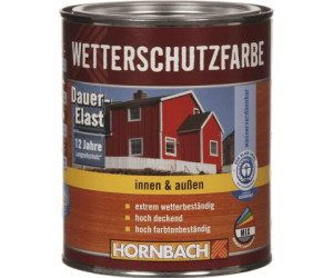 Hornbach Wetterschutzfarbe 2,5 Liter