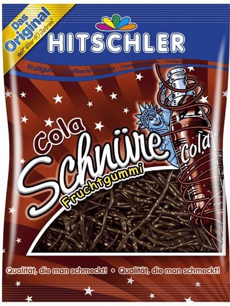 Hitschler Schnüre Cola (125 g)