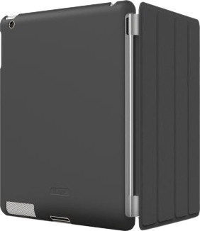 Image of iLuv Smart Back Cover iPad 2