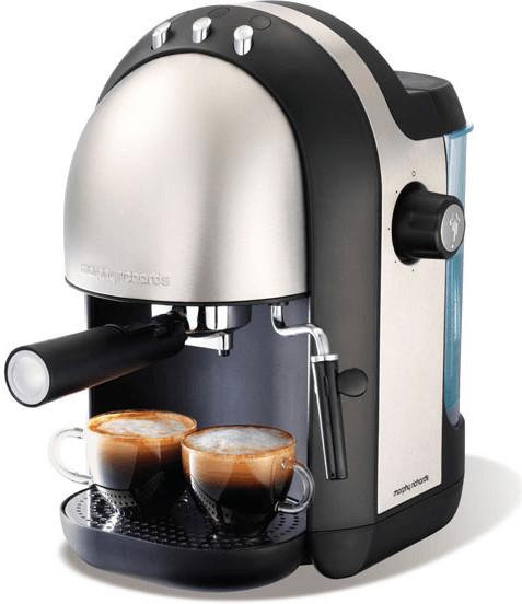 Vorschaubild von Morphy Richards Espressomaschine Meno 47580