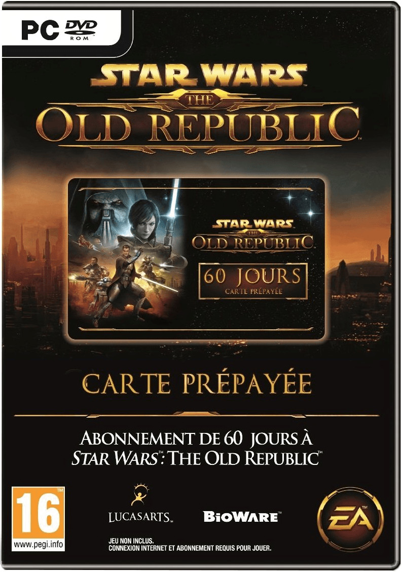 Electronic Arts Star Wars: The Old Republic - 6...