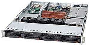 SuperMicro SuperServer 6015C-URB/URV