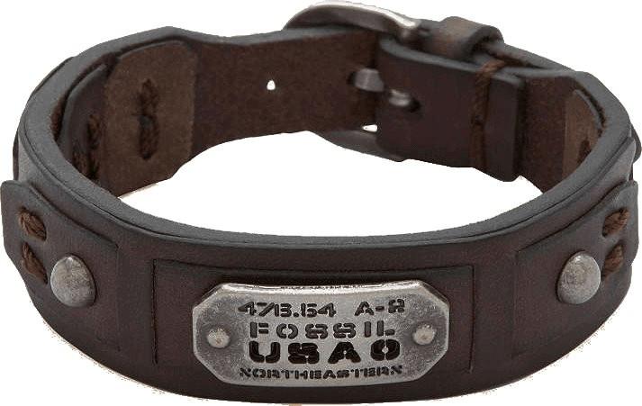 Fossil Lederband (JF86562)