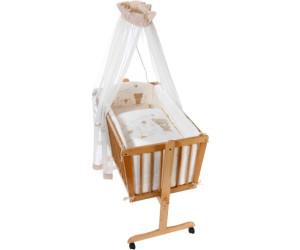 Easy Baby Parure De Berceau Honey Bear Au Meilleur Prix Sur Idealo Fr