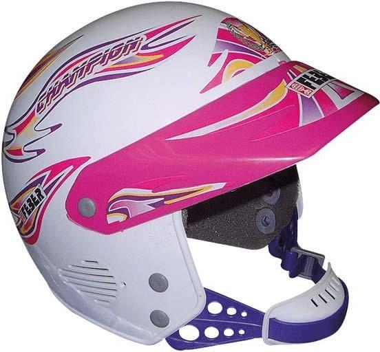 Feber Helm für Mädchen