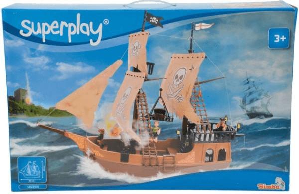 Simba Superplay Piratenschiff