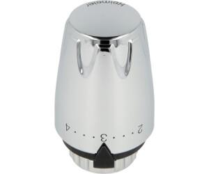 Heimeier Thermostatkopf DX mit Direktanschluss für TA M28 x 1,5   9724-28.500