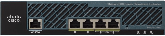 #Cisco Systems 2504 Wireless Controller (25 Access Points)#