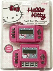 Sakar Hello Kitty SMS Text Messenger
