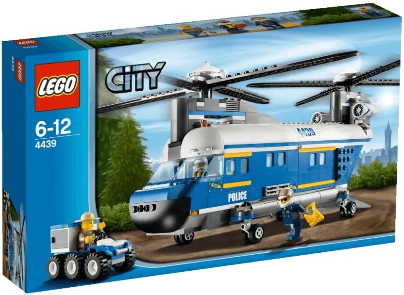 LEGO City - Helicóptero de carga (4439)