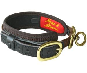 Niggeloh Halsband de luxe M (48-60 cm)