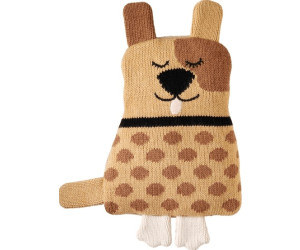 Aroma Home Knitted Animal Hotties Dog