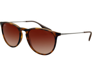 b55c816a697e2 Buy Ray-Ban Erika RB4171 865 13 (havana rubber brown gradient) from ...