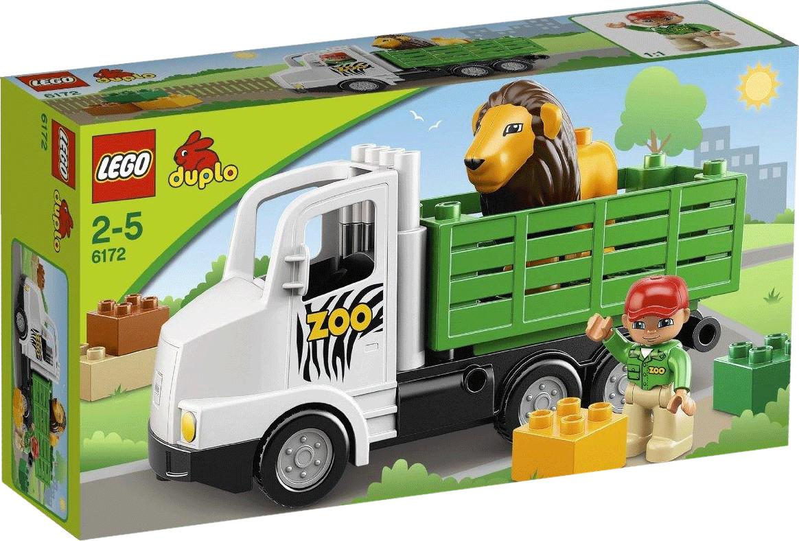 LEGO Duplo - Camion du Zoo (6172)