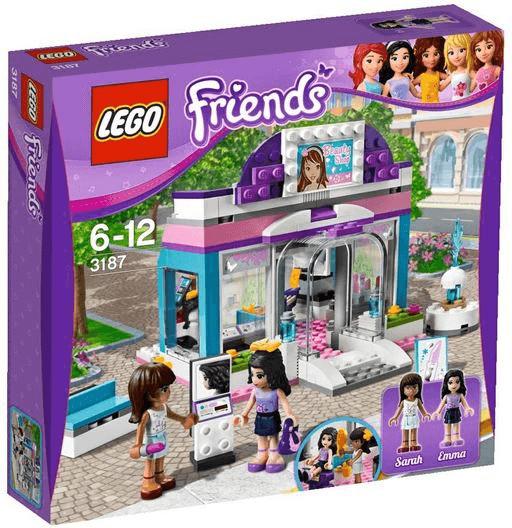 LEGO Friends - Le salon de beauté (3187)