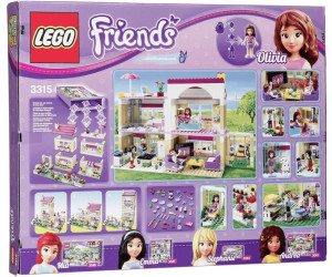 Buy Lego Friends Olivias House 3315 From 13990 Best Deals On