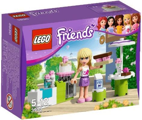 LEGO Friends - Stephanie´s Backspaß im Garten (...