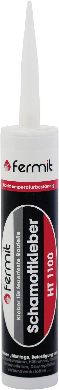 fermit Schamott-Kleber HT 1100 310 ml Kartusche...