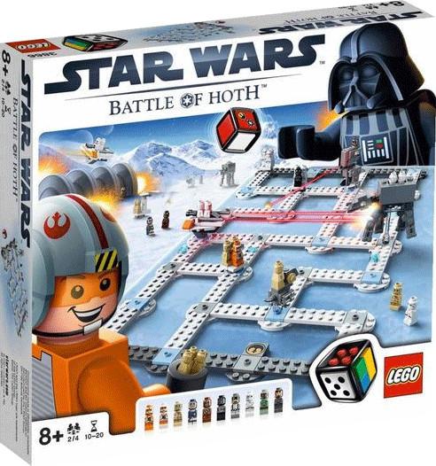 LEGO Star Wars La bataille de Hoth (3866)