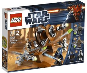 LEGO StarWars Geonosian Cannon 9491 günstig kaufen