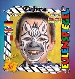 Eulenspiegel Motiv-Set Zebra
