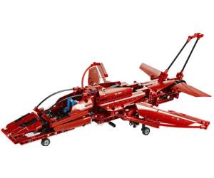 Meilleur Sur Lego Technic L'avion Prix Supersonique9394Au mIb6gyvYf7
