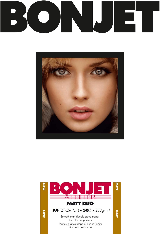 Image of Bonjet Atelier Matt Duo, A4, 230g/qm (BON9010818)