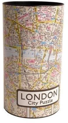 London City Puzzle 500 Teile, 48 x 36 cm