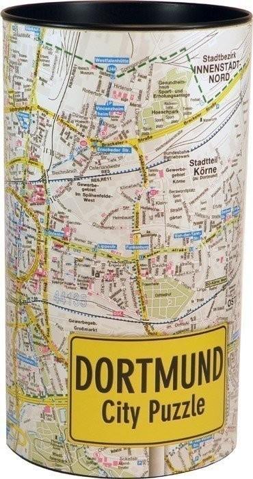 Extragoods City Puzzle - Dortmund (500 Teile)