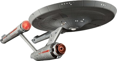 Revell U.S.S. Enterprise NCC-1701 (04880)