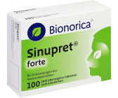 sinupret forte dragees bionorica