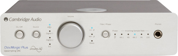 Image of Cambridge Audio DacMagic Plus